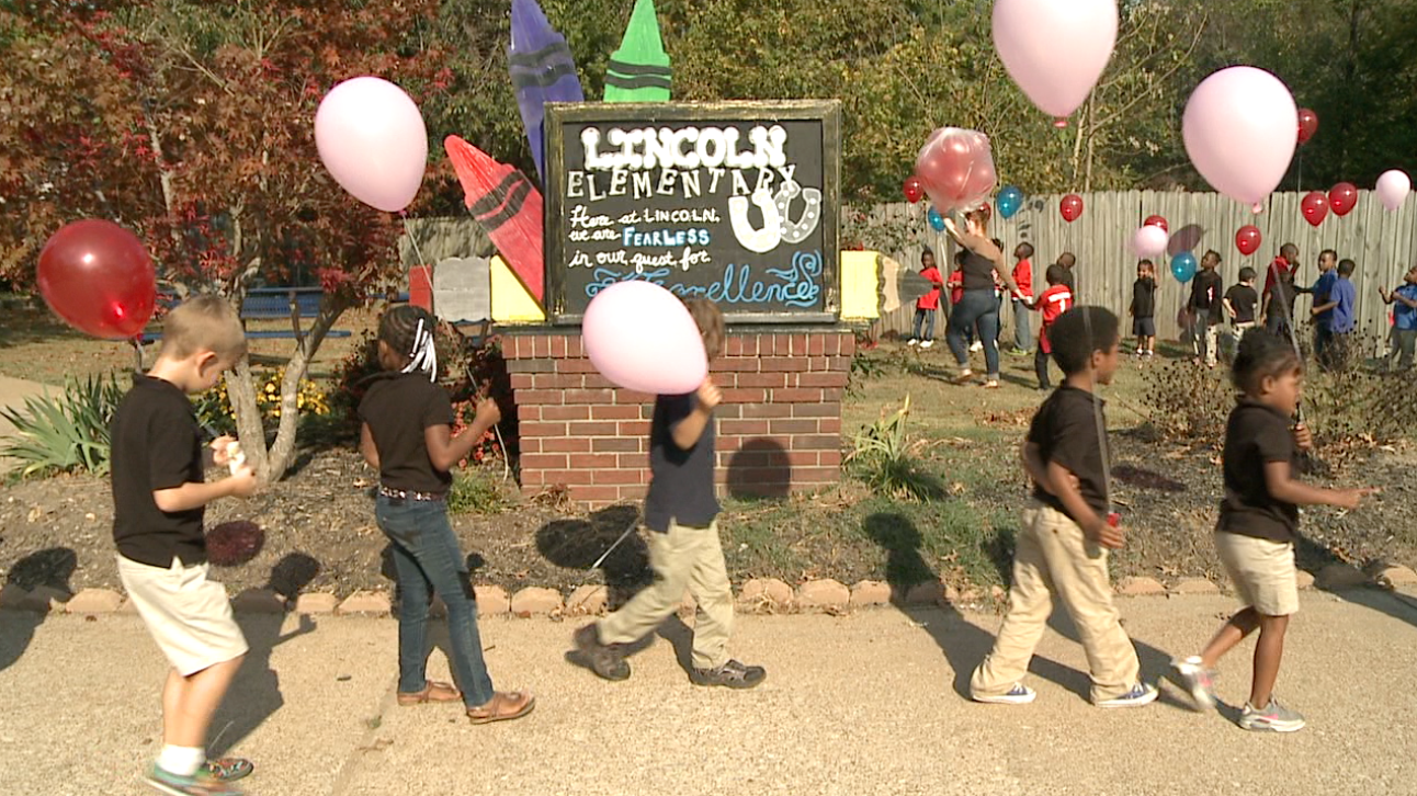 Local Police Chiefs Visit Victory Life Academy during Red Ribbon Week