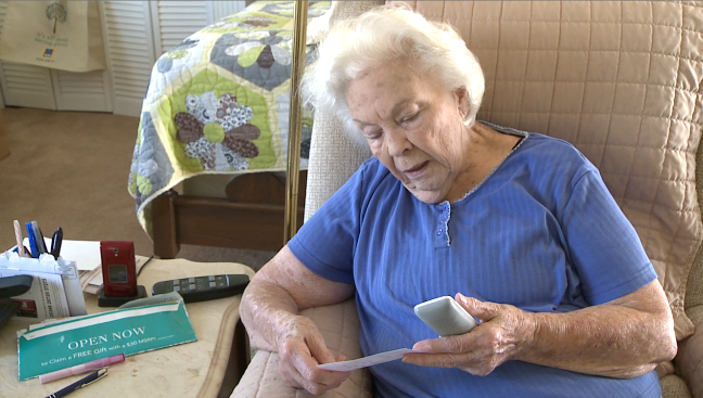 Elderly Jackson woman almost scammed out of nearly $2,000 - WBBJ TV