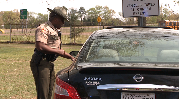 Statewide crackdown on distracted driving