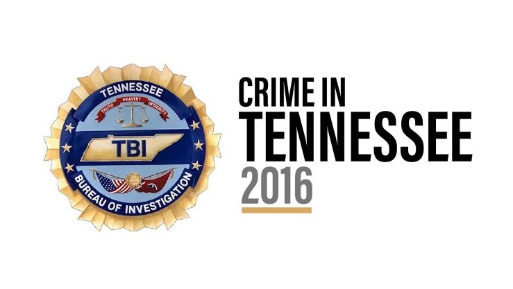 TBI releases annual Crime in Tennessee report