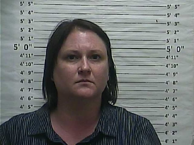 Woman accused of trying to run congressman off road