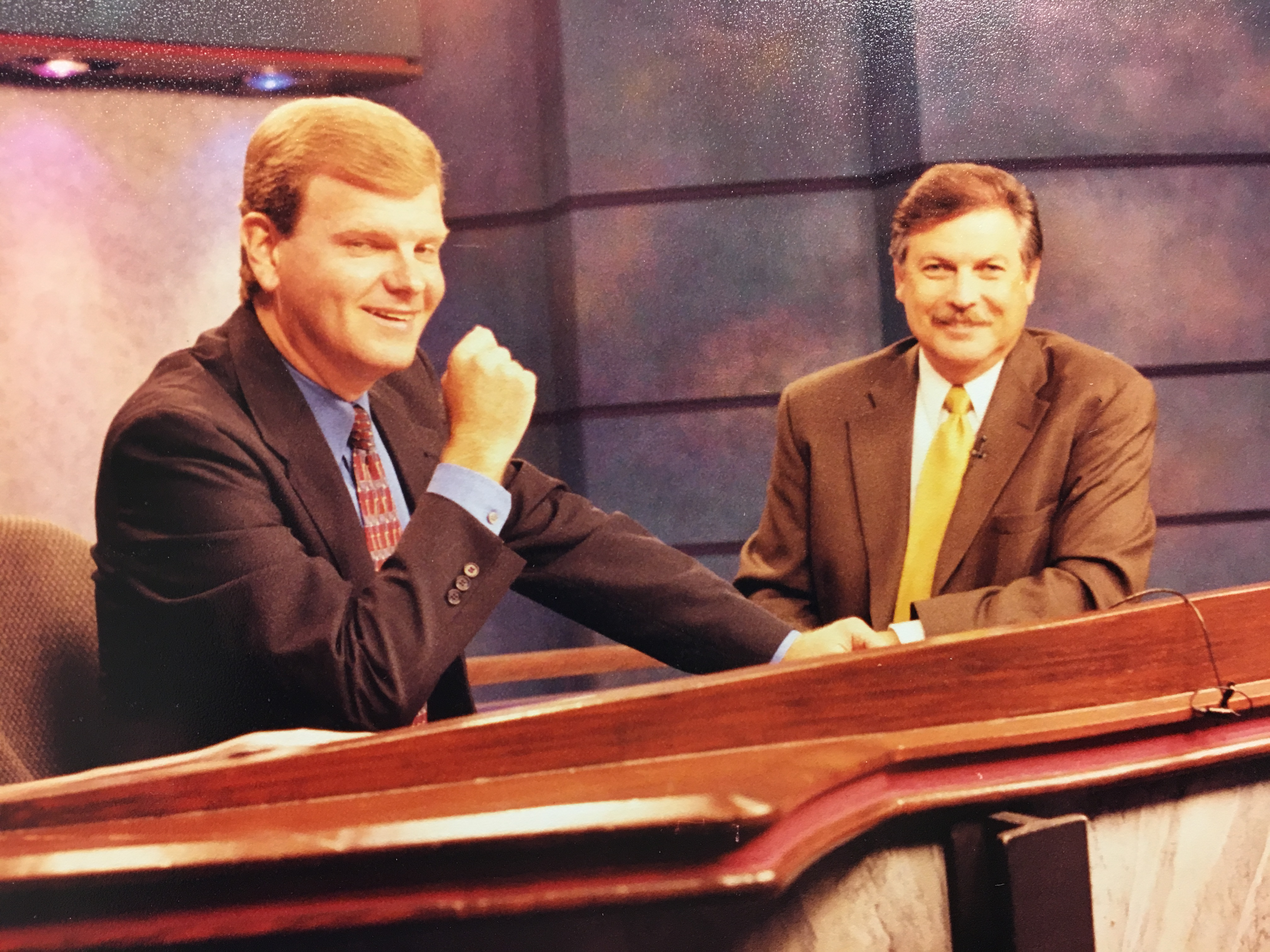 Gary's Goodbye: Co-workers reflect on good times with Gary