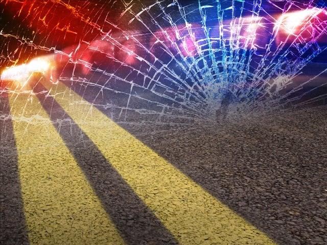 1 killed, 10 injured in 6-vehicle crash in Henderson Co  Sunday