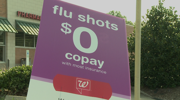 Flu Shots now Available at Open Door Health Services