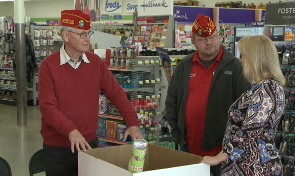 Marine Corps League kicks off 70th annual Toys for Tots donation drive