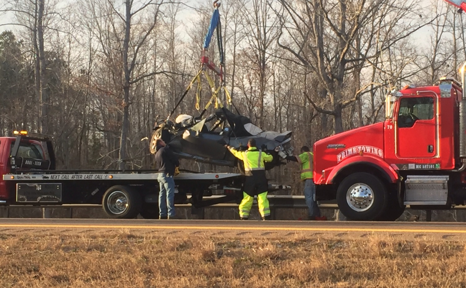UPDATE: THP: One dead, one injured in I-40 crash in Decatur