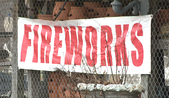 State fire commissioner warns about fireworks dangers