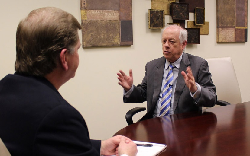 Former Gov. Phil Bredesen's Senate campaign fears it was hacked