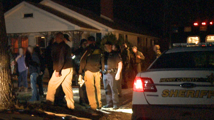 Dozens arrested in Henry Co  drug roundup - WBBJ TV