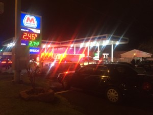 Jackson police investigate deadly shooting at local gas station