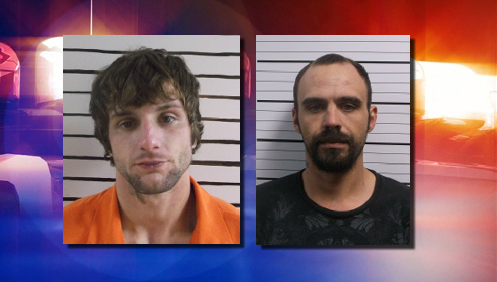 2 men charged after chase through 4 counties - WBBJ TV