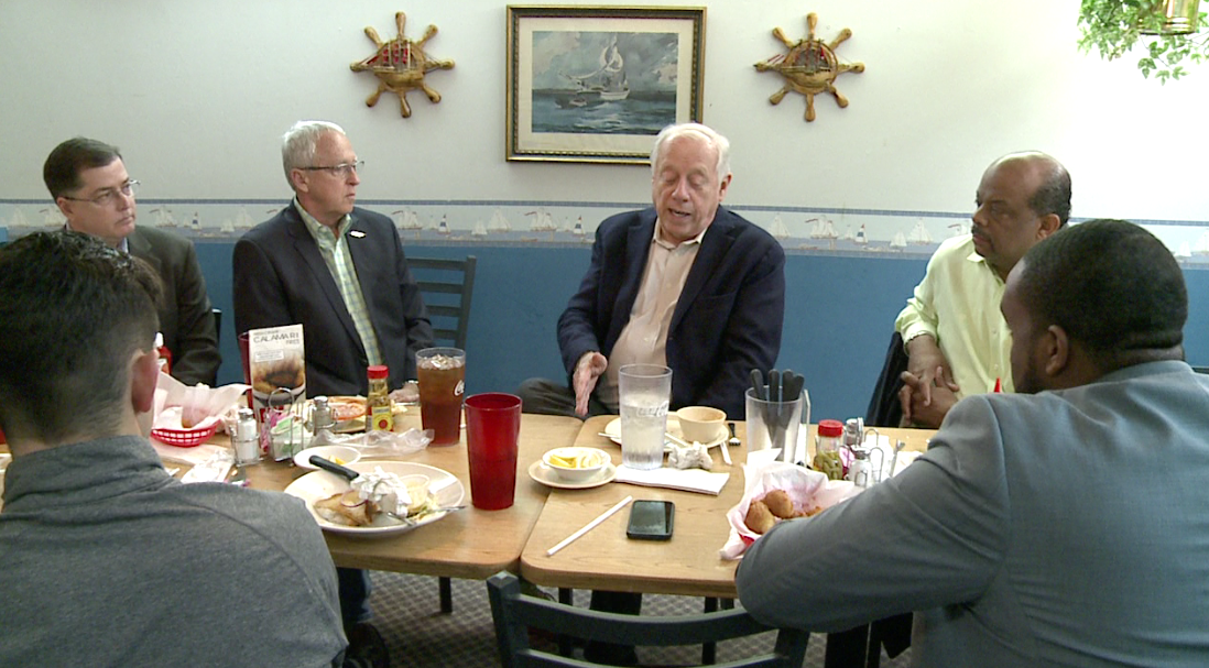 Bredesen Breaks Bread In West Tennessee, Saturday.