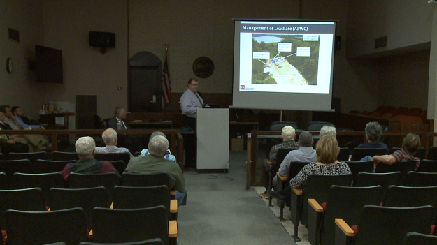 TDEC taking over EWS landfill in Benton County - WBBJ TV