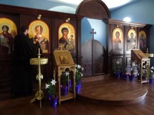 Holy Fire from Jerusalem @ St. Nicholas Orthodox Church