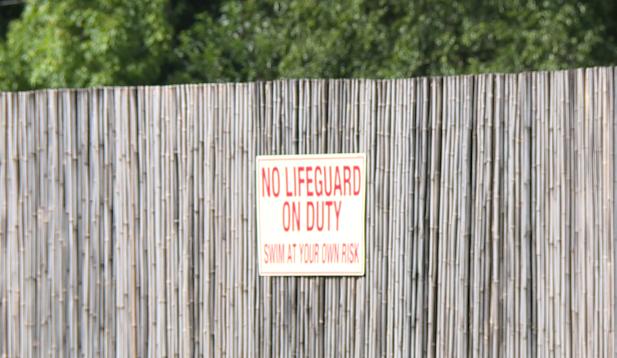 MA couple warning parents after toddler climbs 'un-climbable' pool ladder
