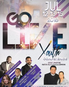 Go Live youth Conference @ New Abundant Life Church