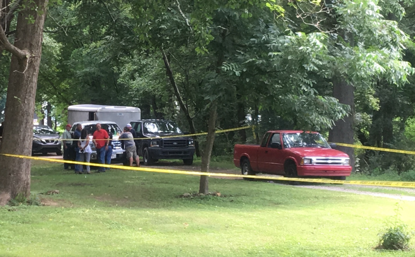 1 shot, killed after alleged property dispute in Carroll