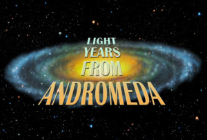 """""""LIGHT YEARS FROM ANDROMEDA"""" @ UofM Lambuth    Jackson   Tennessee   United States"""