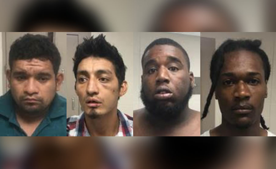 Dyersburg area drug investigation nets 4 arrests - WBBJ TV