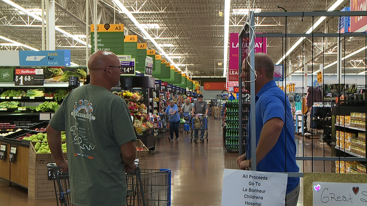 Sheriff goes to jail for a good cause - WBBJ TV