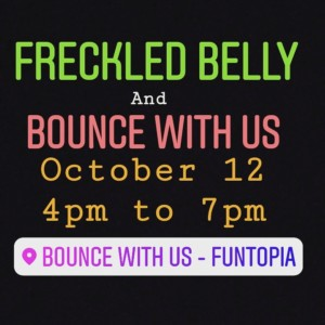 Bouncin' with Burgers @ Bounce with us - Funtopia | Dyersburg | Tennessee | United States