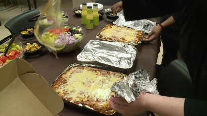 olive garden in north jackson delivered lunches monday to the madison county fire department for labor day - Olive Garden Jackson Tn