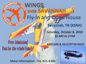 Wings Over Savannah @ Savannah/Hardin County airport | Tennessee | United States