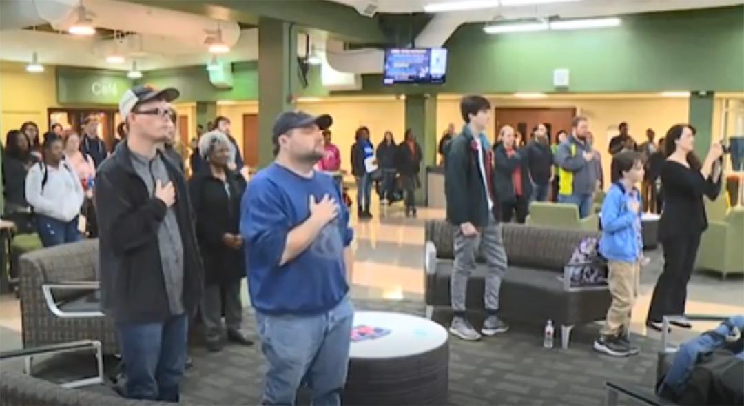Jackson State Community College honors veterans - WBBJ TV