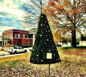 Chester County Inaugural Tree Lighting Ceremony @ Chester County Courthouse