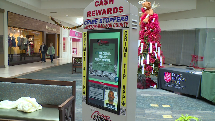 Jackson-Madison Co  Crime Stoppers unveils new kiosk - WBBJ TV