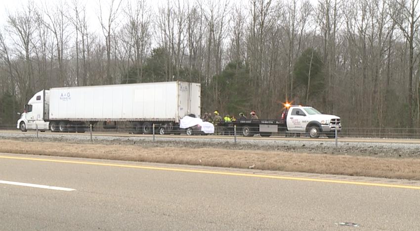 UPDATE: THP identifies victim in deadly I-40 crash - WBBJ TV