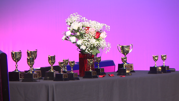 Local theater group hosts awards ceremony for kids, teens