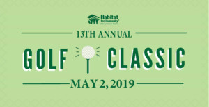 Habitat for Humanity | 13th Annual Golf Classic @ Humboldt Golf and Country Club
