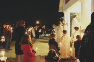 Orthodox Easter @ St. Nicholas Orthodox Church