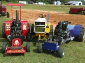 West Tennessee Mini Tractor Pull @ WTMTP