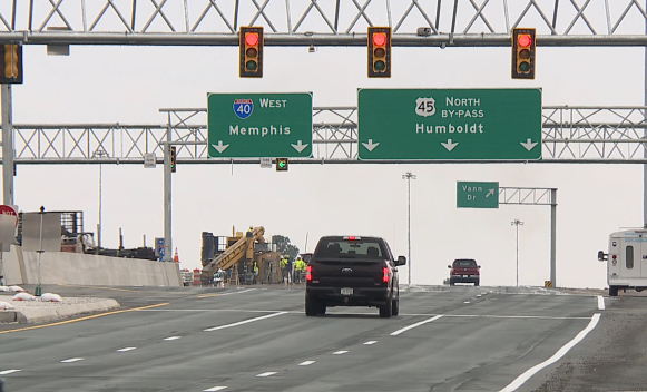 The bypass: A look back at two years of construction - WBBJ TV