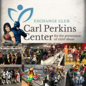 5th Annual Carl Perkins Superhero Day @ Selmer Civic Center
