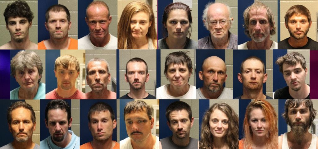 28 arrested in multi-agency operation in Hardin County - WBBJ TV