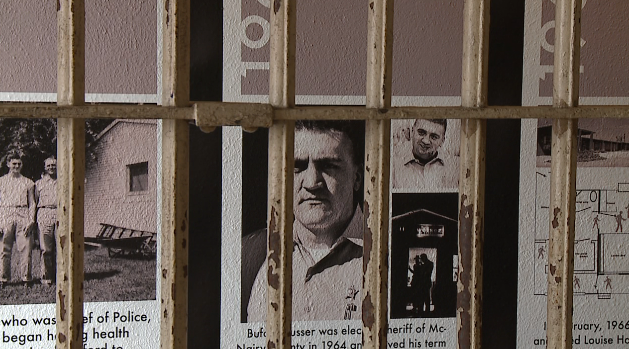 Jail frozen in time: McNairy Co  preserves life of Buford Pusser