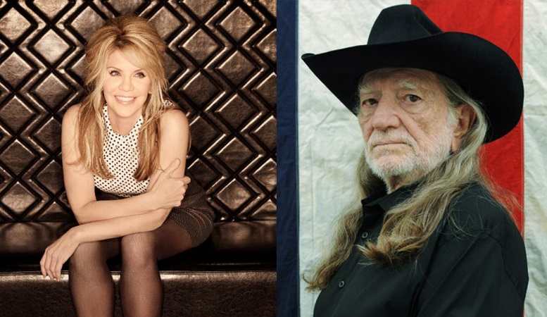 Willie Nelson, Alison Krauss to perform at Ballpark in