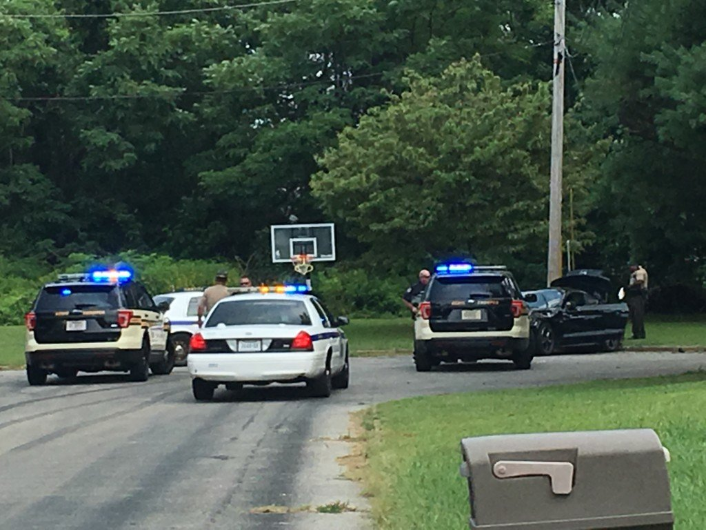 2 in custody after north Jackson car chase - WBBJ TV