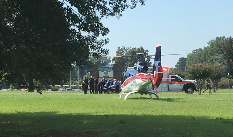 UPDATE: Woman airlifted with knife injury - WBBJ TV