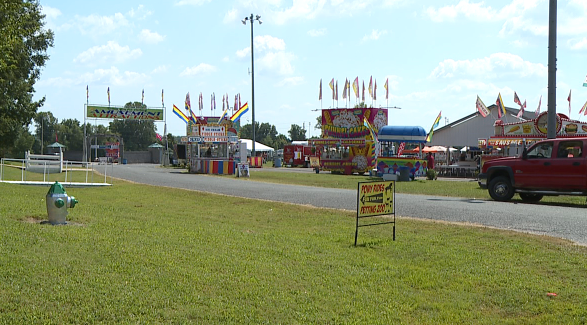dyer county fair car giveaway