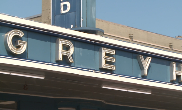Greyhound station turning the lights back on after 70 years