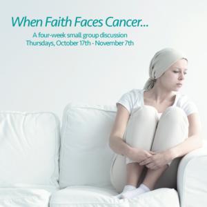 """When Faith Faces Cancer"" Seminar @ First Methodist Downtown Jackson"