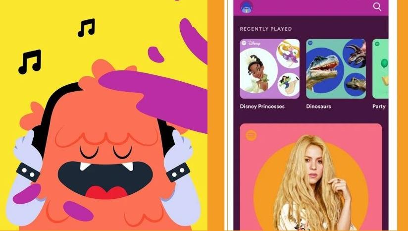 Spotify Kids App Pic 2