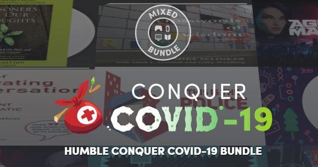 Humble Bundle Covid 19 Pic 1