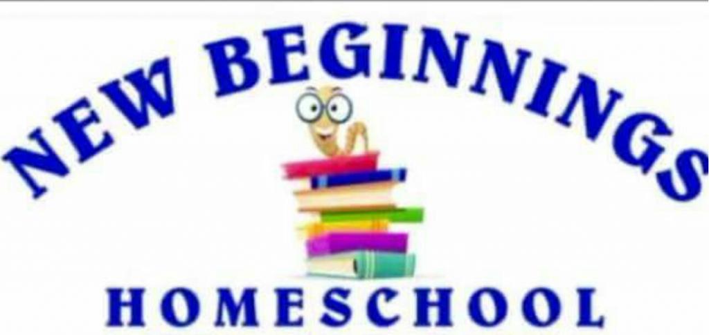 New Beginnings Homeschool Christian Academy Logo