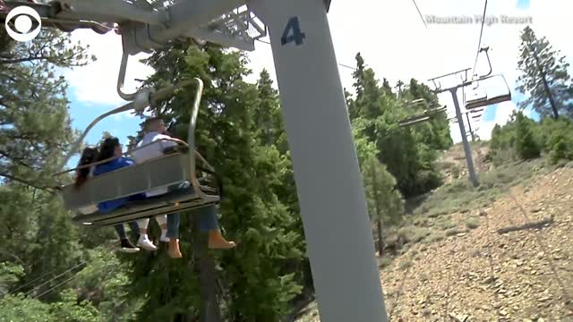 Ski Lift Graduation