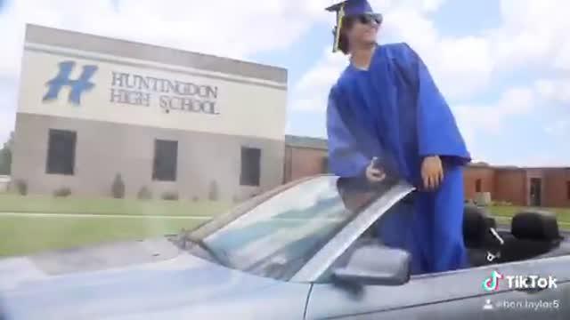Ben Taylor Huntingdon High School